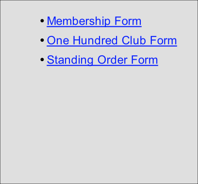 Membership Form One Hundred Club Form Standing Order Form