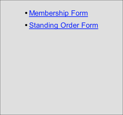Membership Form Standing Order Form